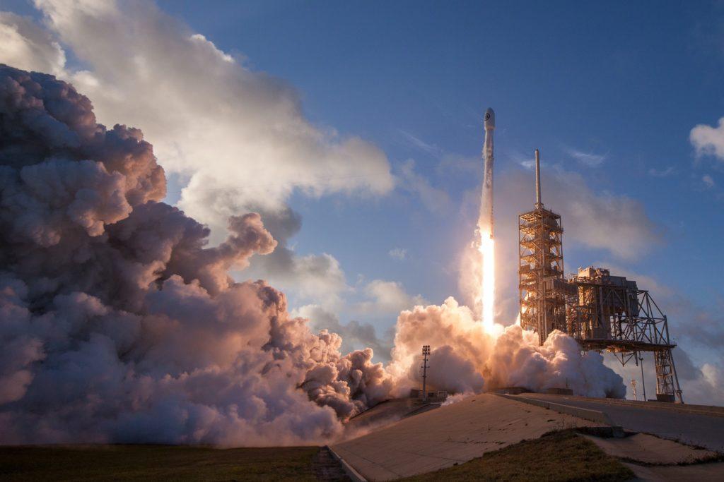 Изстрелване на ракета